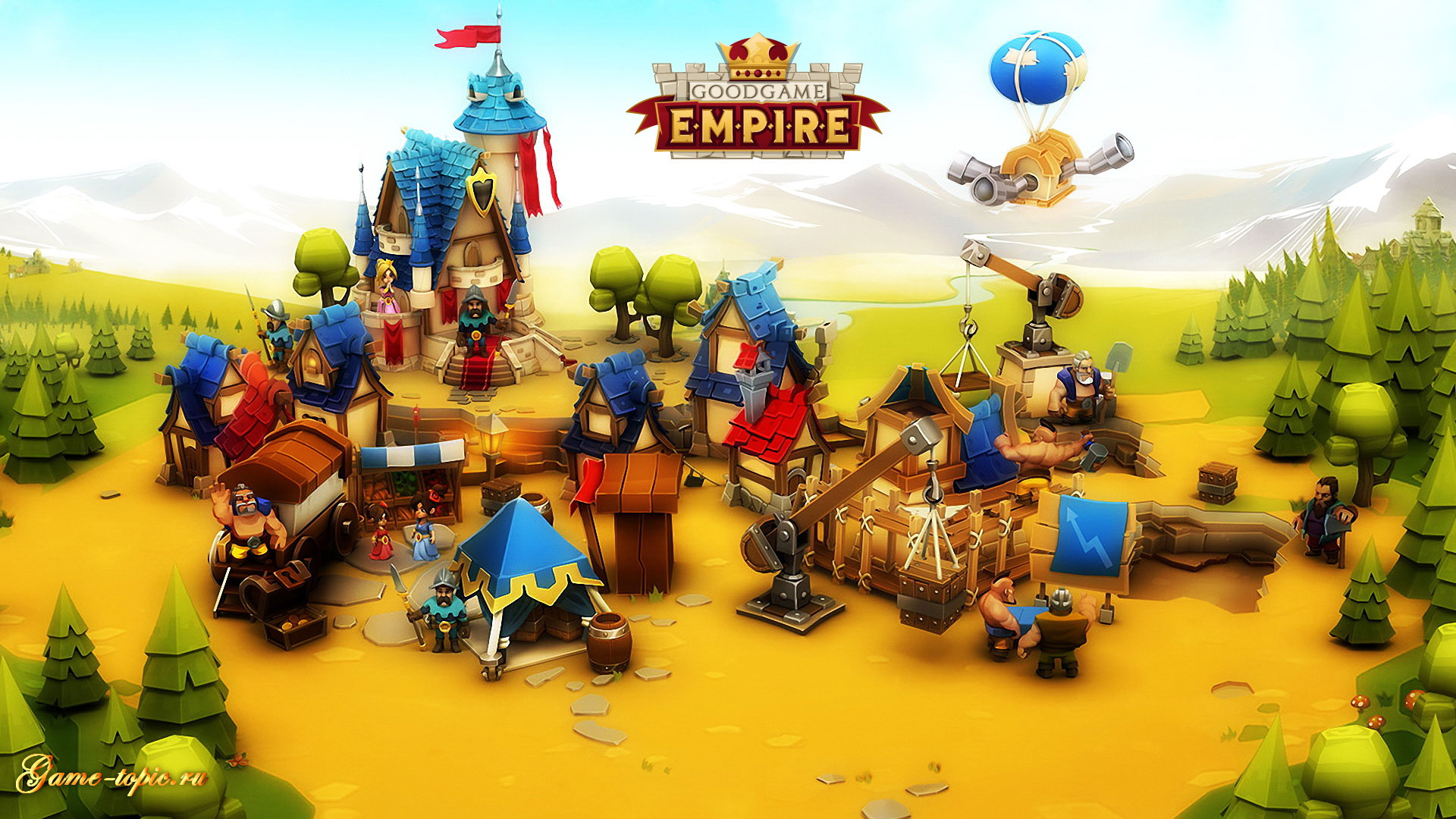 Goodgame Empires