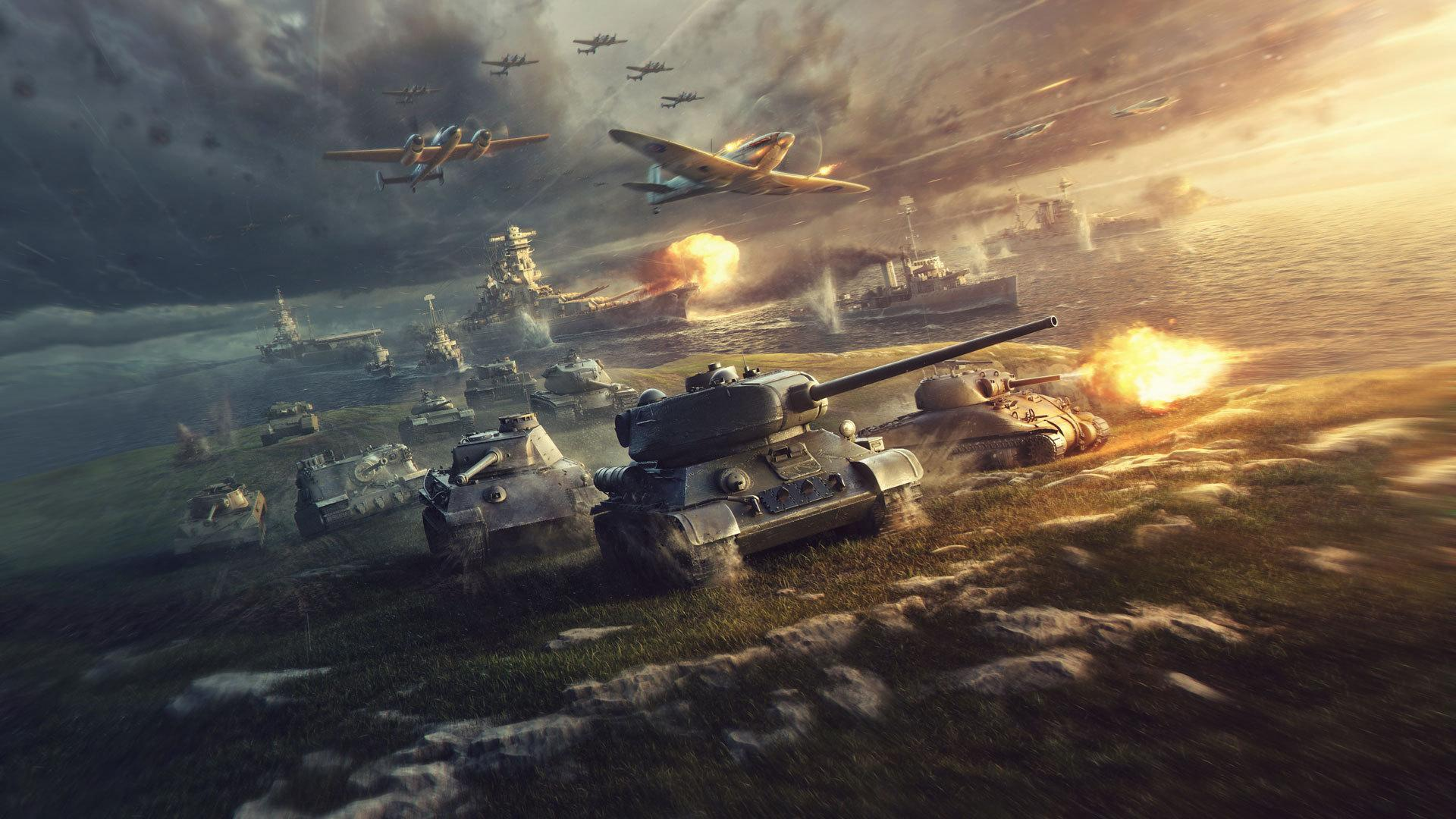 world of tanks картинка