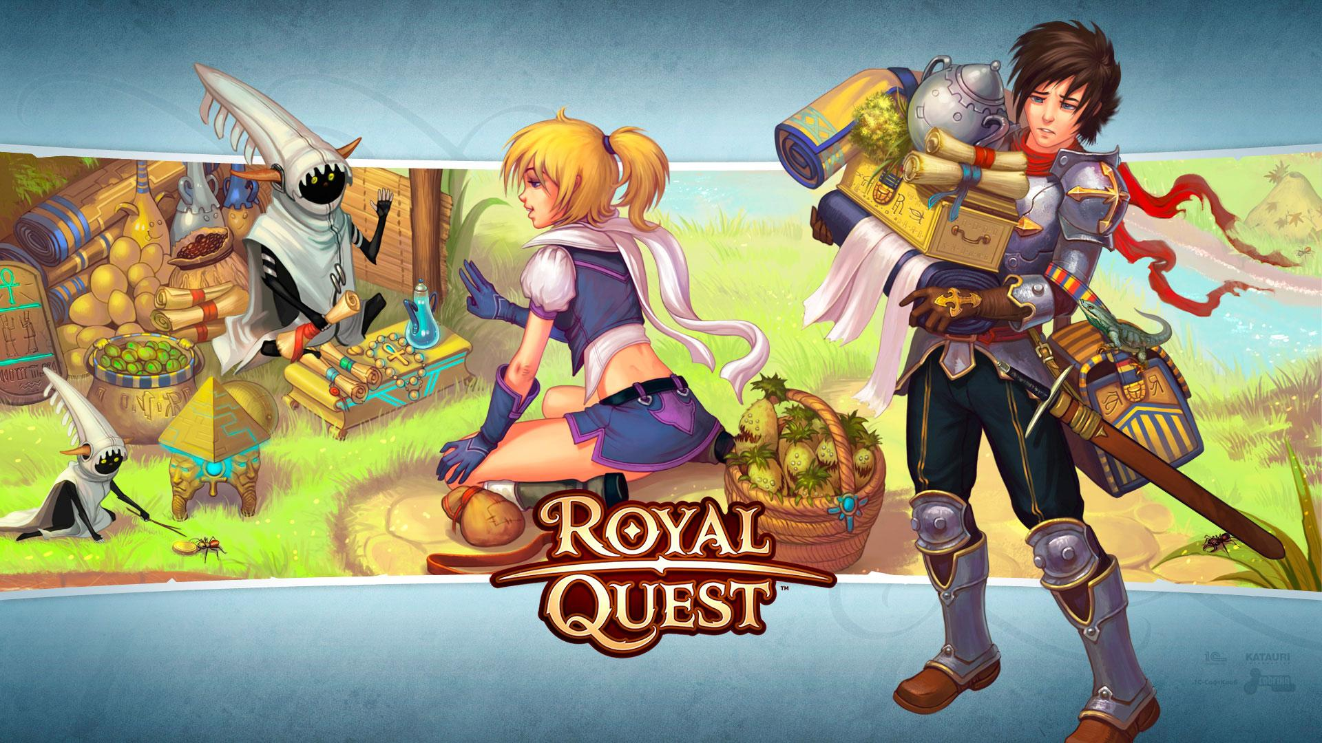 royal quest обои