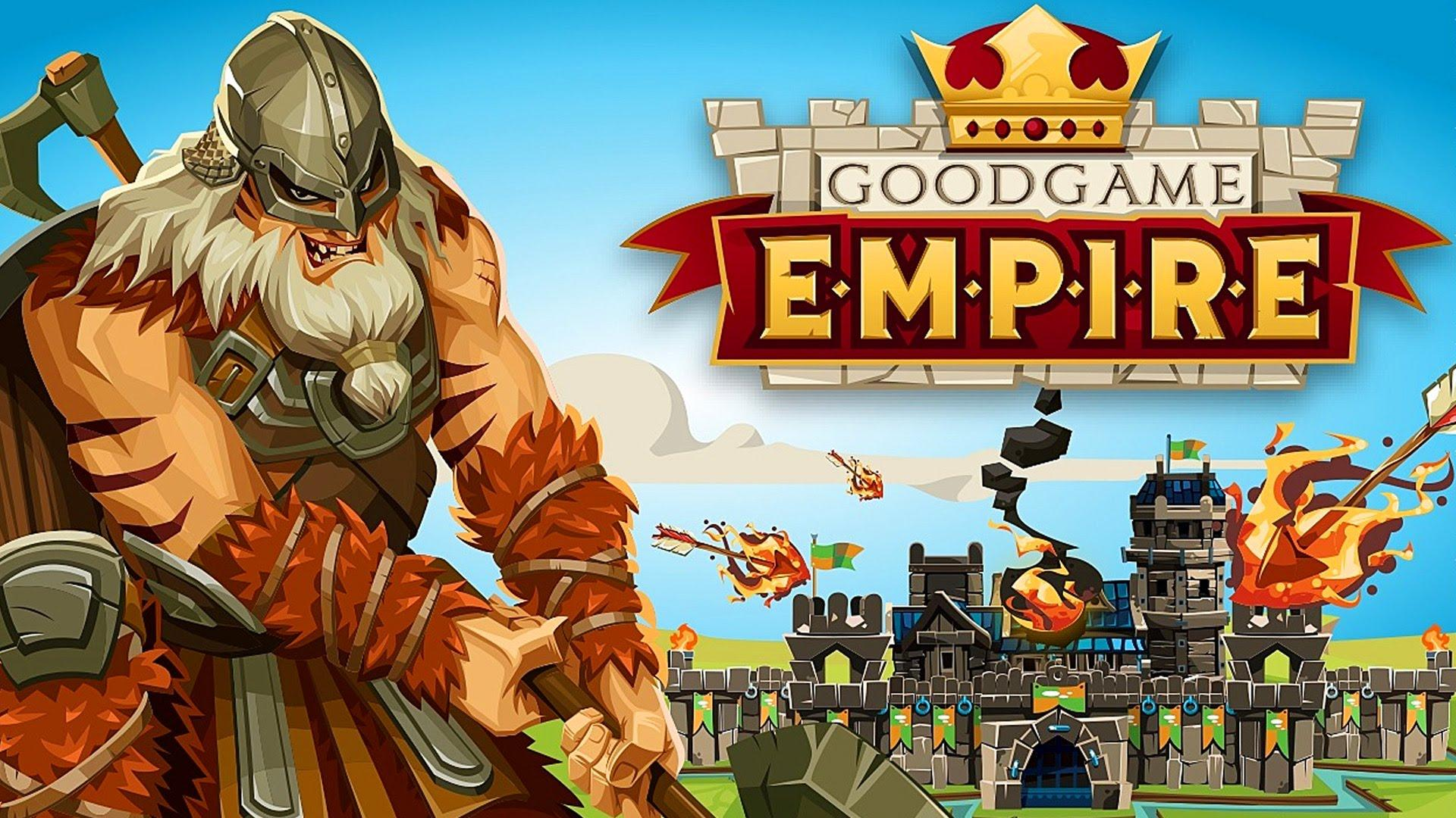 goodgame empires игра