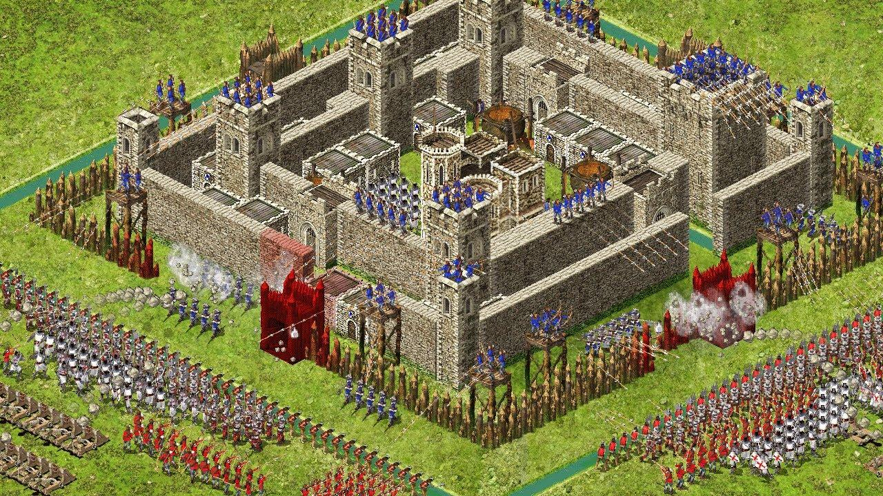 stronghold kingdoms игра